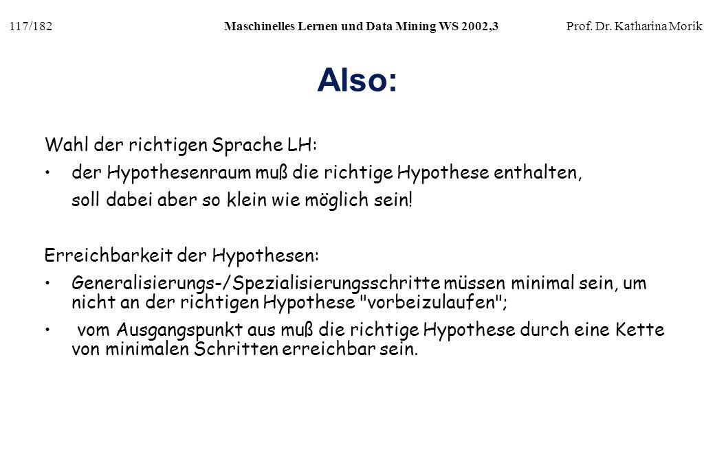 Also: Wahl der richtigen Sprache LH: