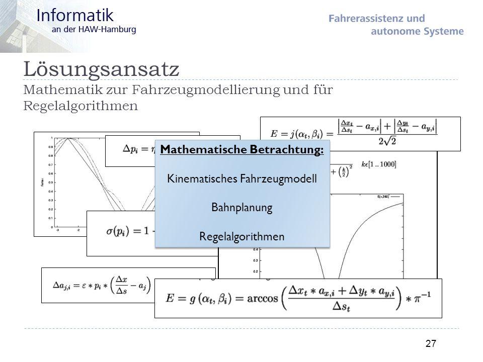 Mathematische Betrachtung: