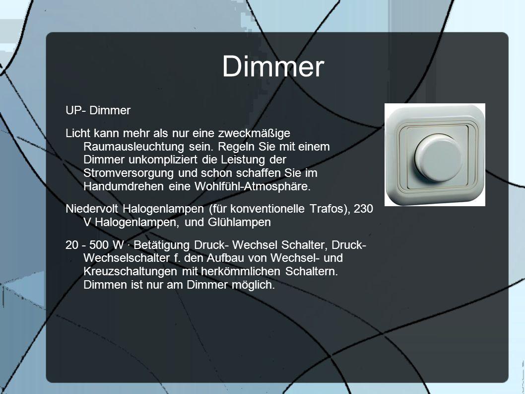 DimmerUP- Dimmer.