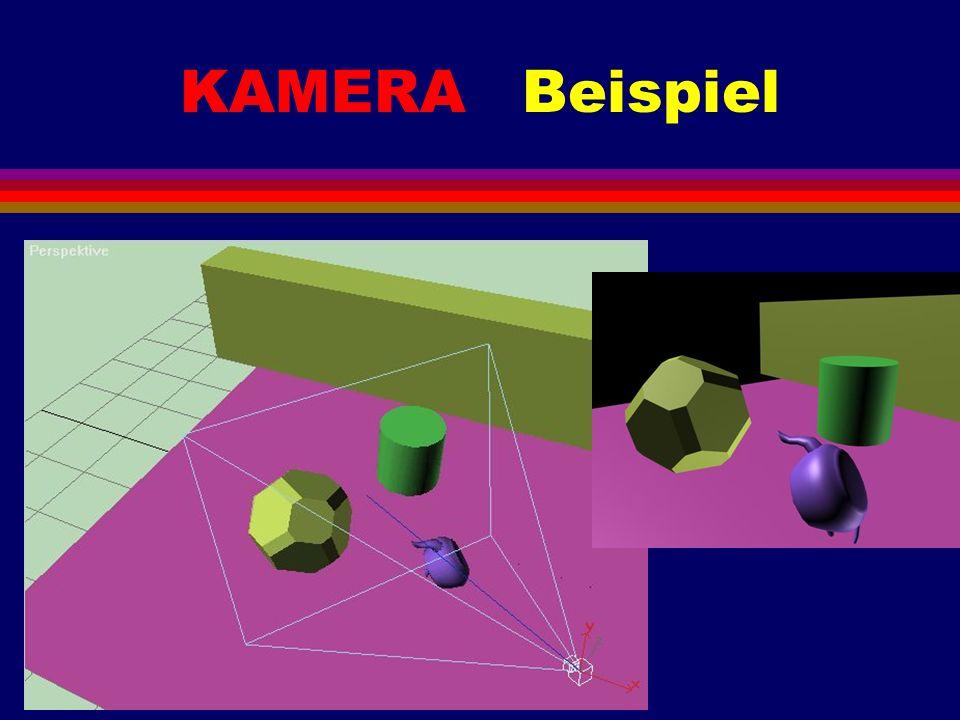 KAMERA Beispiel
