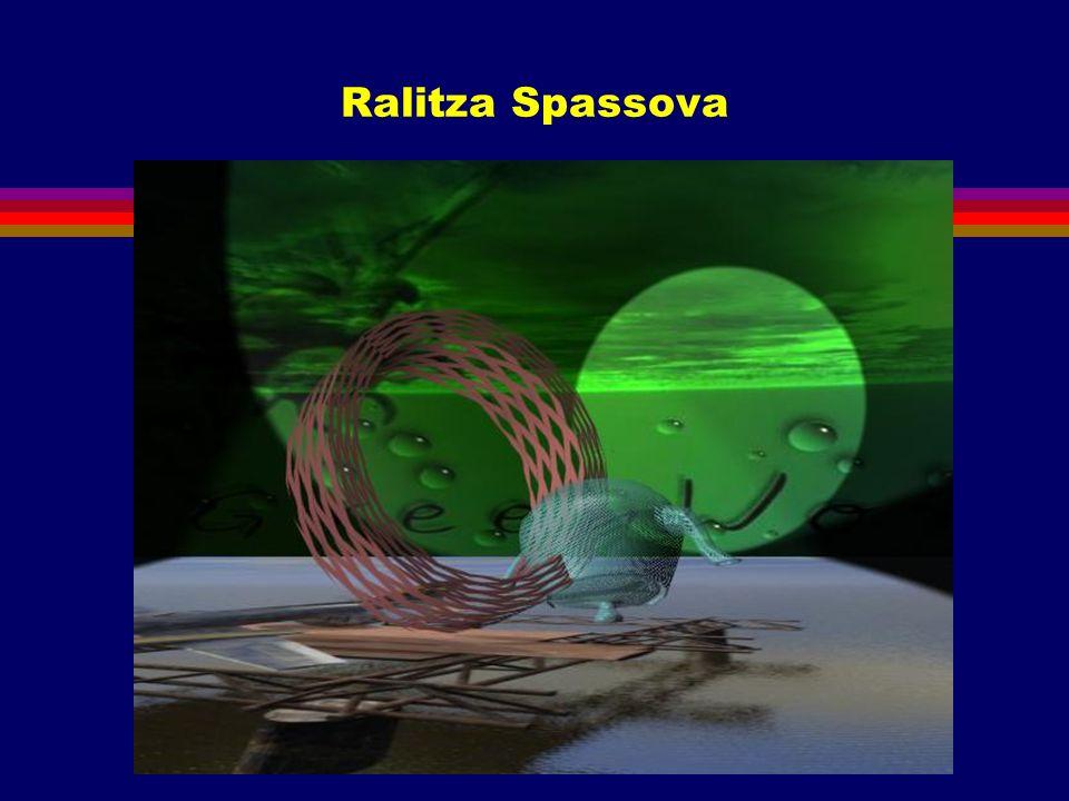 Ralitza Spassova