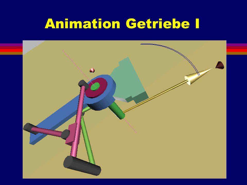 Animation Getriebe I
