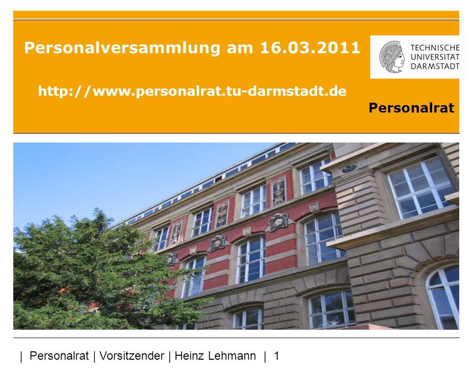 Personalversammlung am 16. 03. 2011 http://www. personalrat