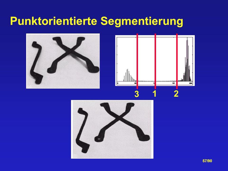 Punktorientierte Segmentierung