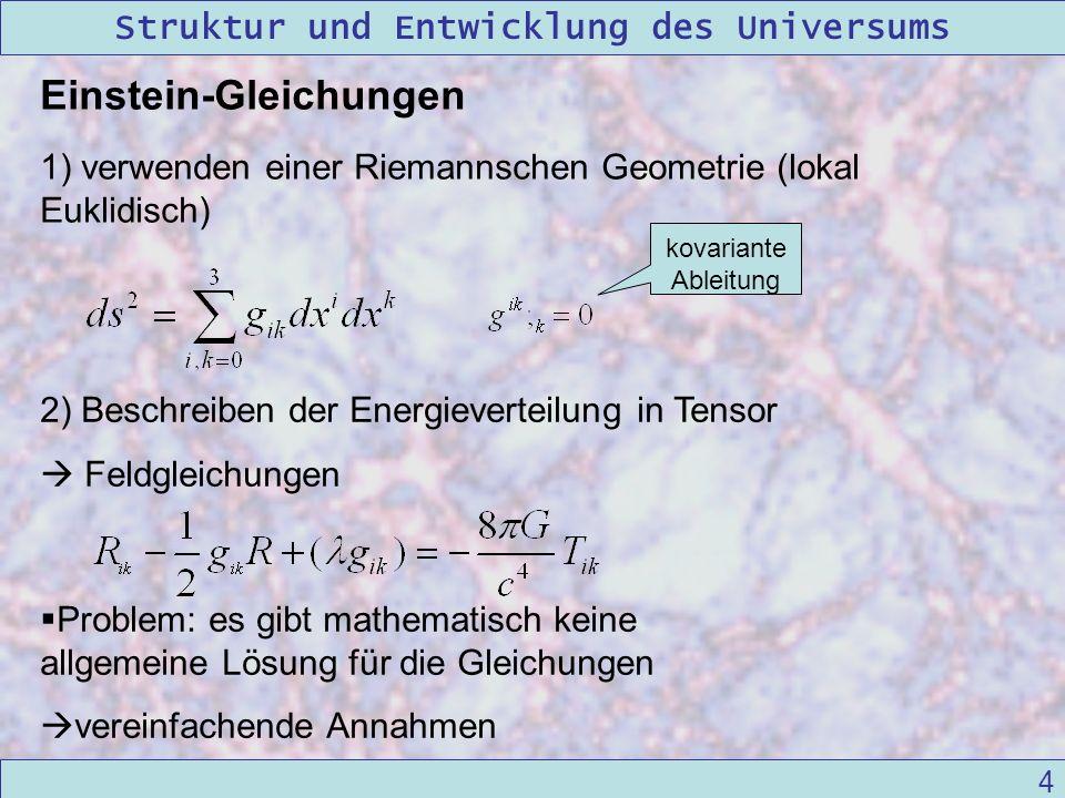 Einstein-Gleichungen