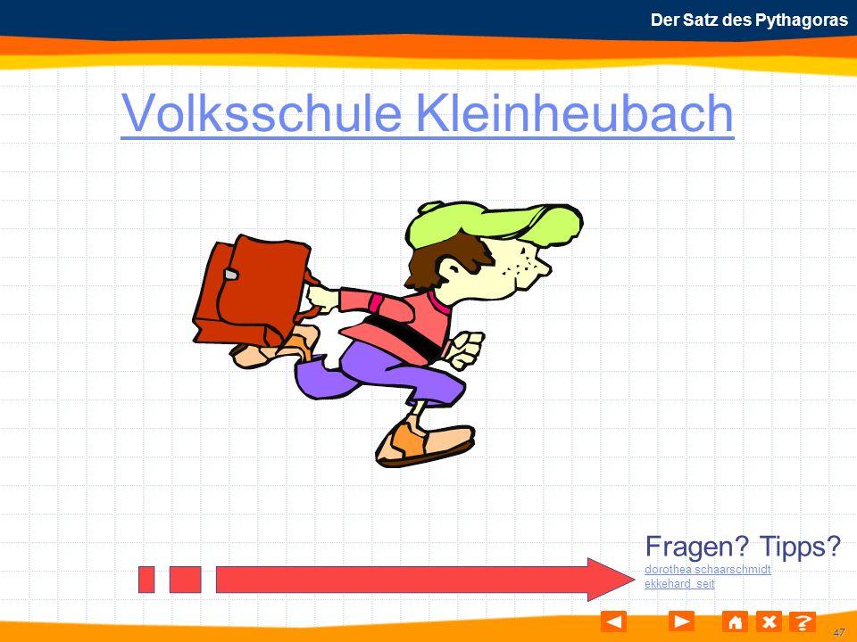 Volksschule Kleinheubach