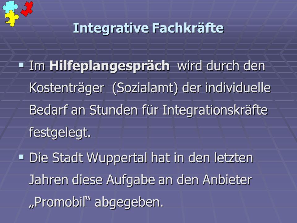 Integrative Fachkräfte