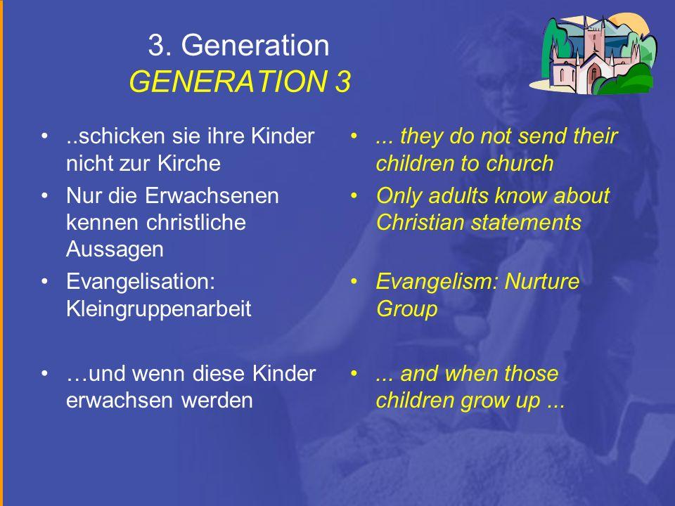 3. Generation GENERATION 3