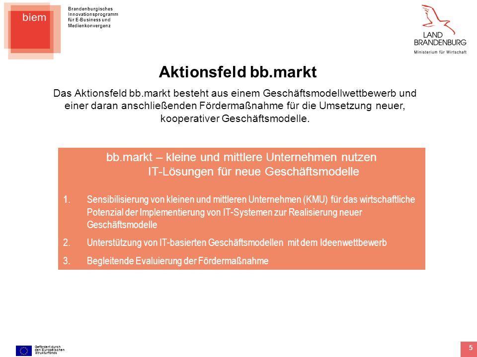 Aktionsfeld bb.markt