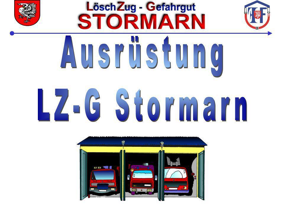 Ausrüstung LZ-G Stormarn