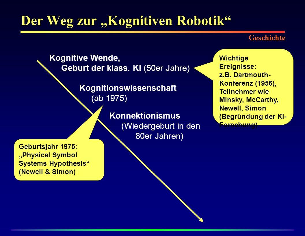"""Der Weg zur """"Kognitiven Robotik"""