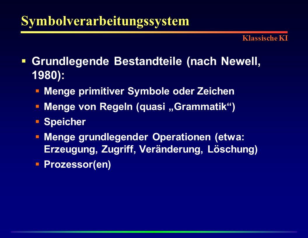 Symbolverarbeitungssystem