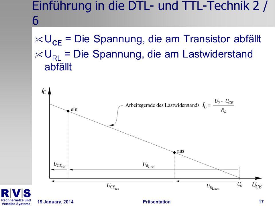 Einführung in die DTL- und TTL-Technik 2 / 6