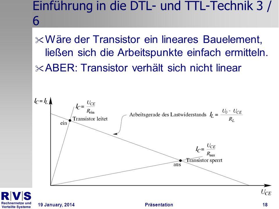 Einführung in die DTL- und TTL-Technik 3 / 6