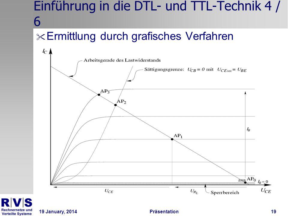 Einführung in die DTL- und TTL-Technik 4 / 6
