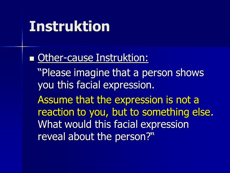 Instruktion Other-cause Instruktion:
