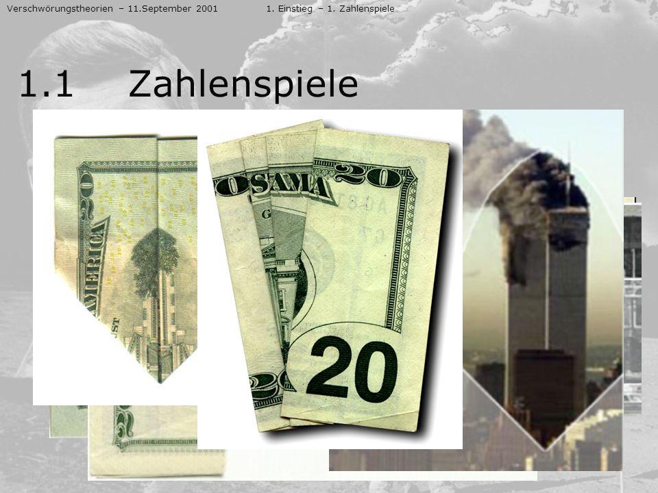 1.1 Zahlenspiele Der Dollarschein