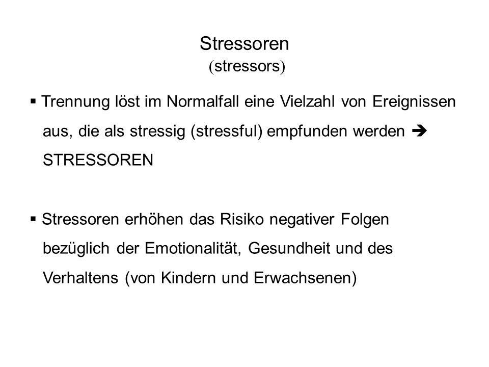 Stressoren (stressors)
