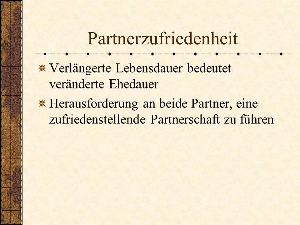 Partnerzufriedenheit