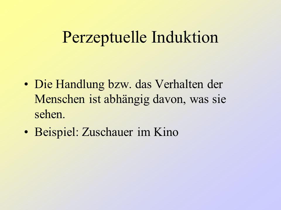 Perzeptuelle Induktion