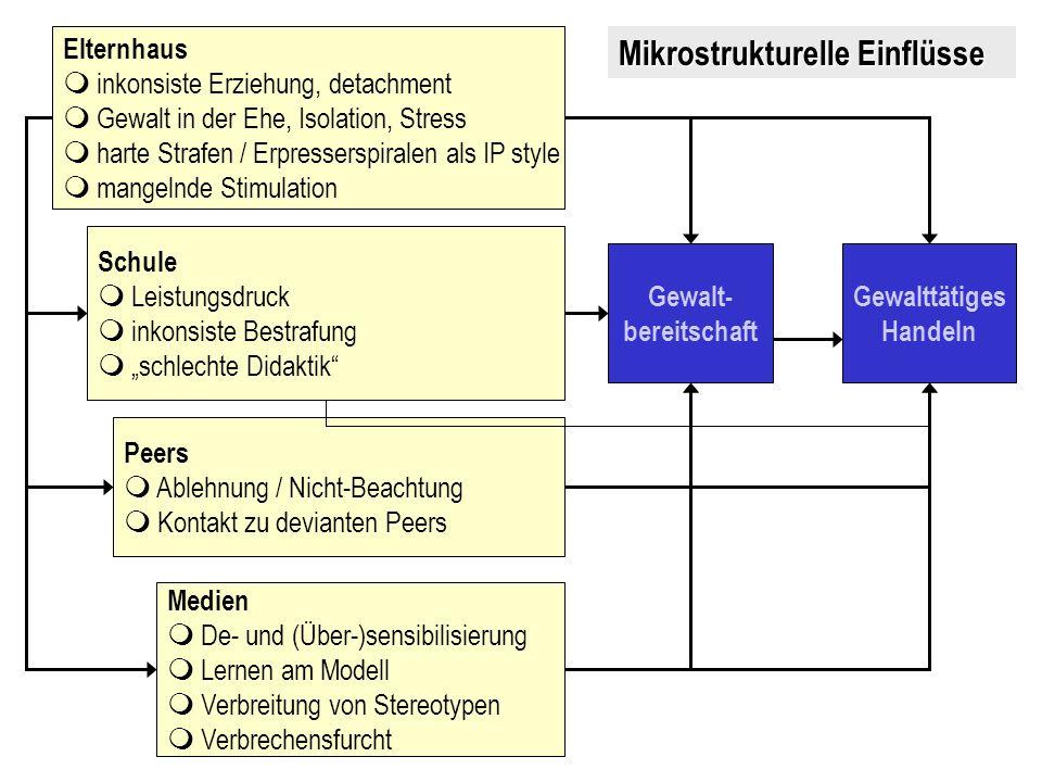 Mikrostrukturelle Einflüsse