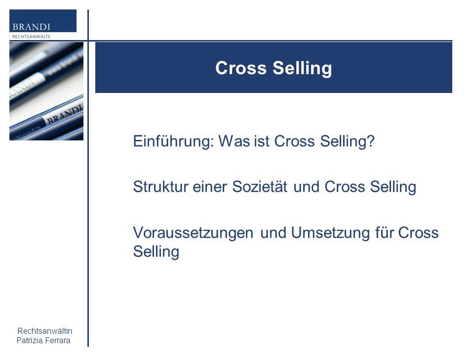 Cross Selling Einführung: Was ist Cross Selling