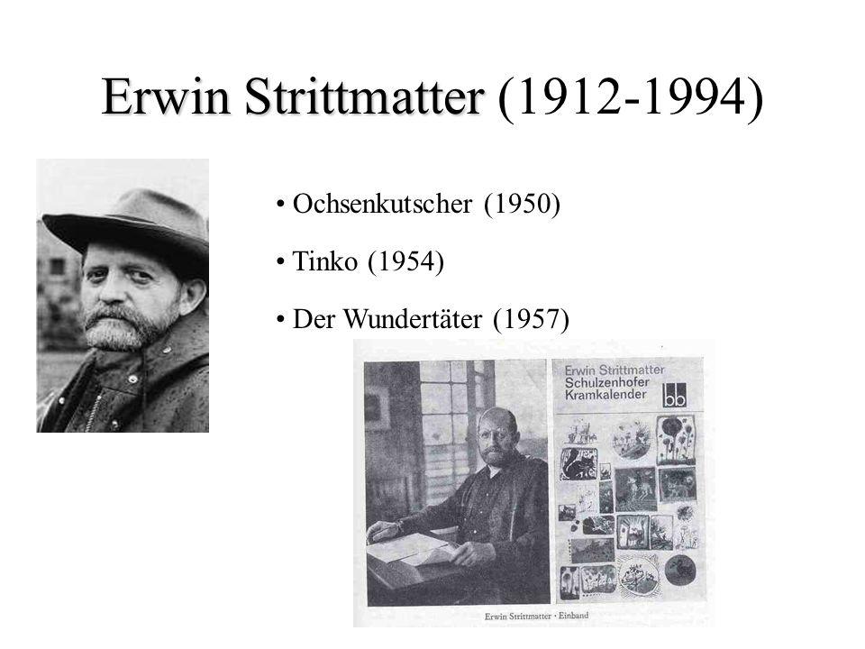 Erwin Strittmatter (1912-1994)