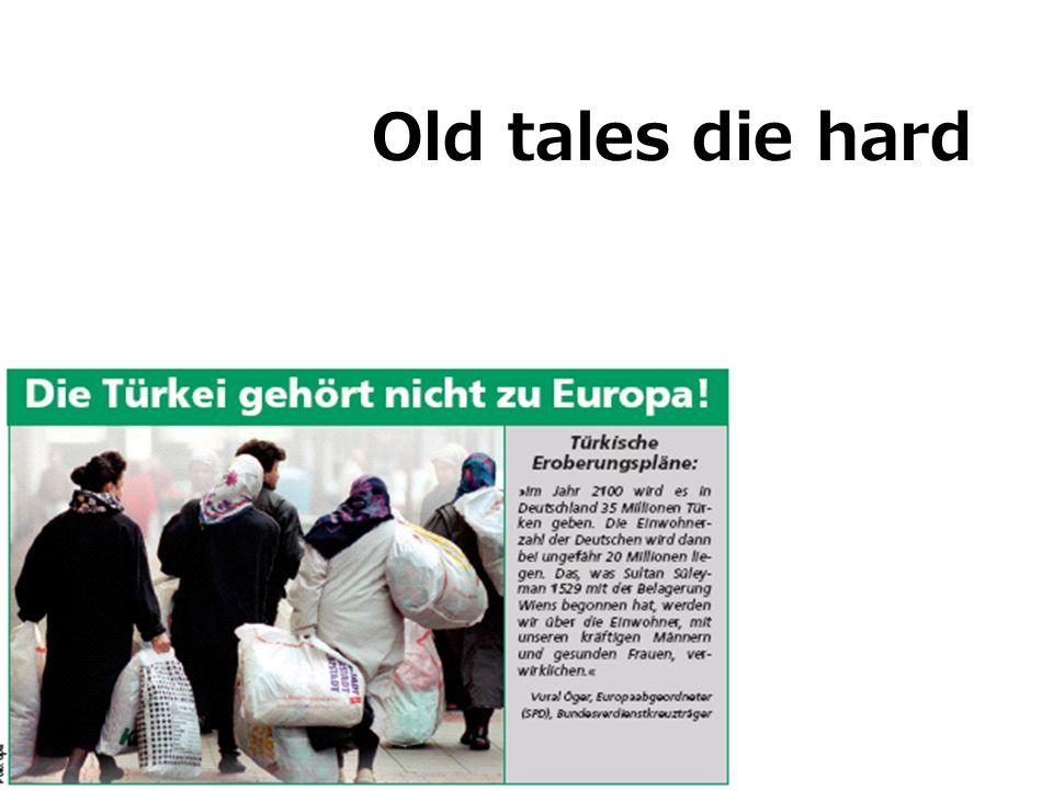 Old tales die hard