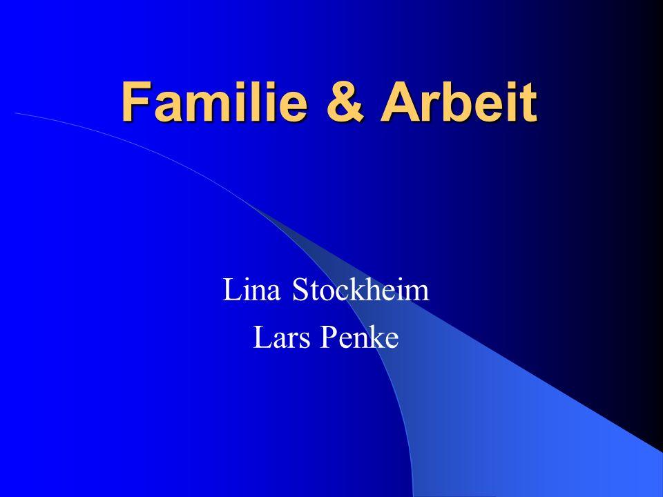 Lina Stockheim Lars Penke