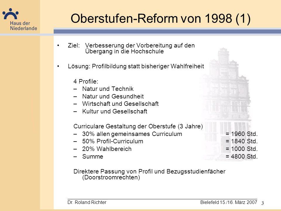 Oberstufen-Reform von 1998 (1)