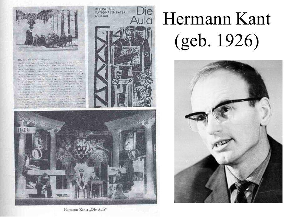 Hermann Kant (geb. 1926)