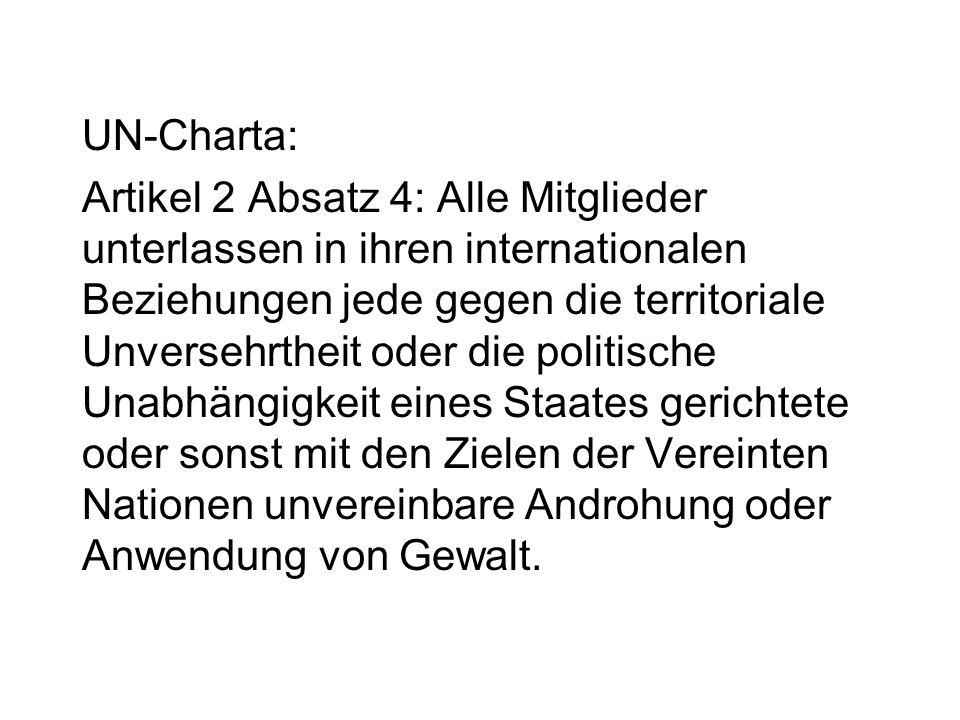 UN-Charta: