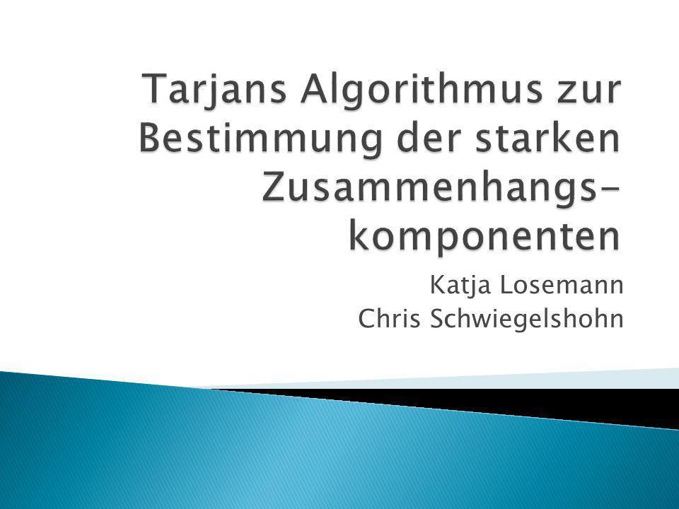 Katja Losemann Chris Schwiegelshohn