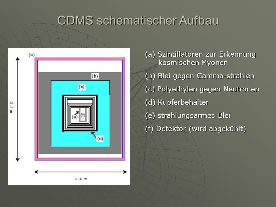 CDMS schematischer Aufbau