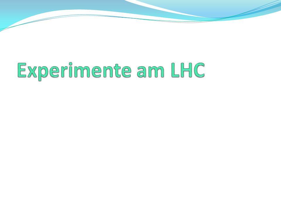 Experimente am LHC
