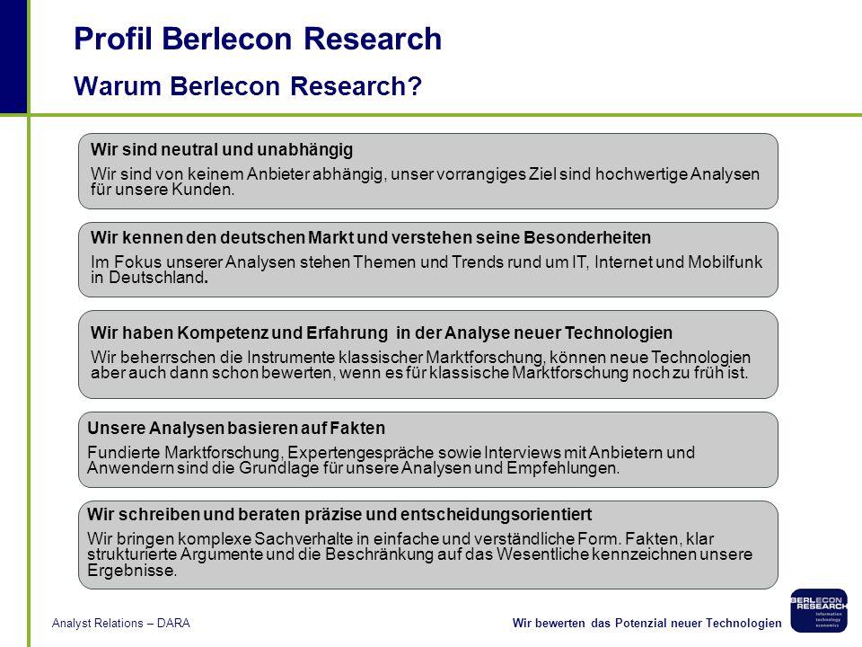 Warum Berlecon Research