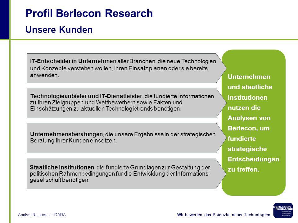 Profil Berlecon Research