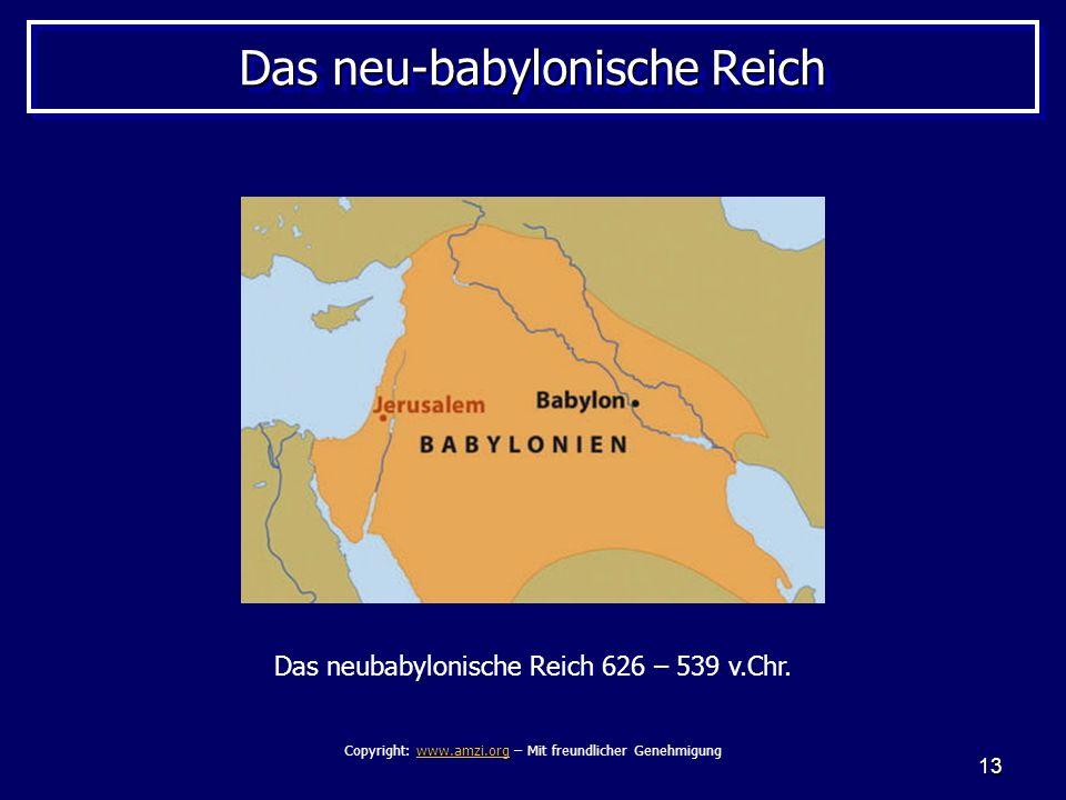 Das neu-babylonische Reich