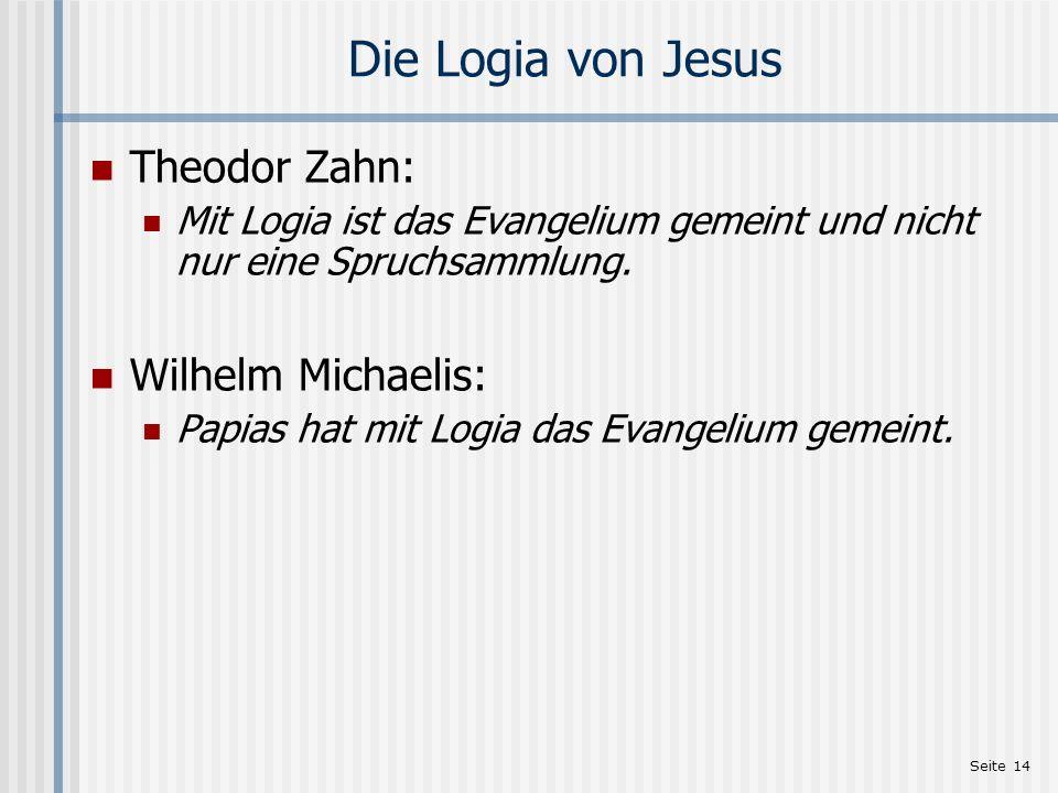 Einleitung in das Matthäus-Evangelium