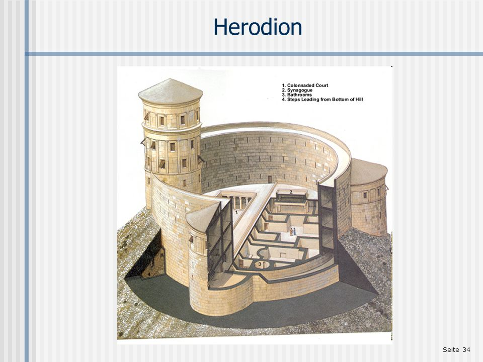 Einleitung zu Mt 2,1-23 Herodion. http://www.abu.nb.ca/Courses/NTIntro/InTest/Images/Herodifortress.htm.
