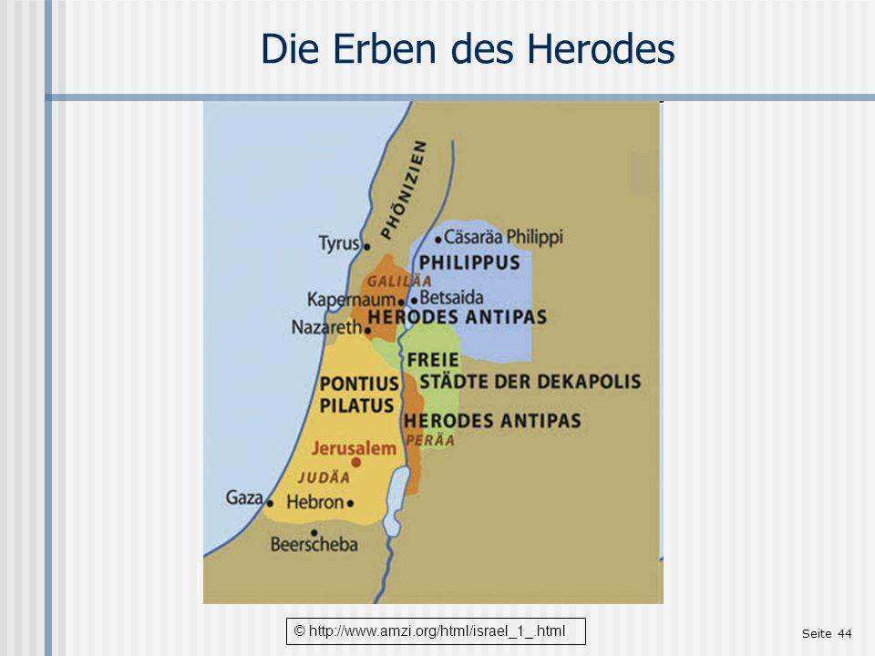 Die Erben des Herodes © http://www.amzi.org/html/israel_1_.html