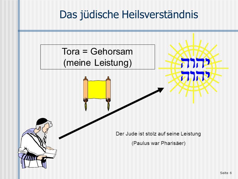Das jüdische Heilsverständnis