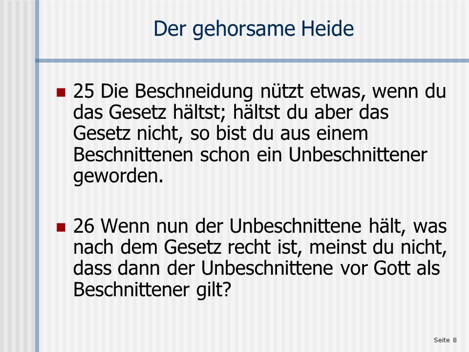 Römerbrief, Teil 1 (Kap. 1-8)