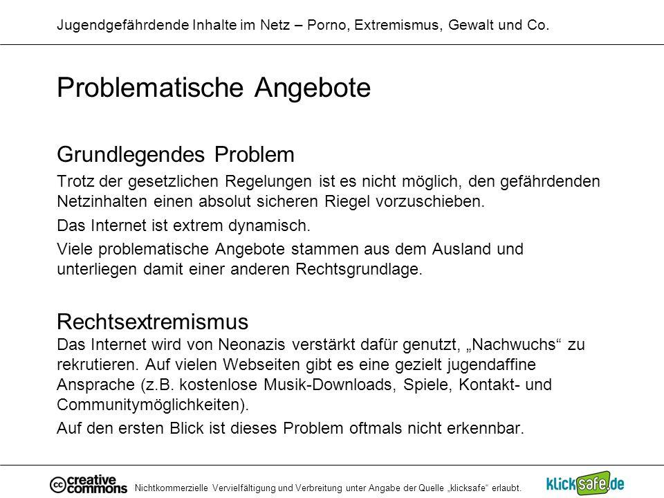 Jugendgefährdende Inhalte im Netz – Porno, Extremismus, Gewalt und Co.