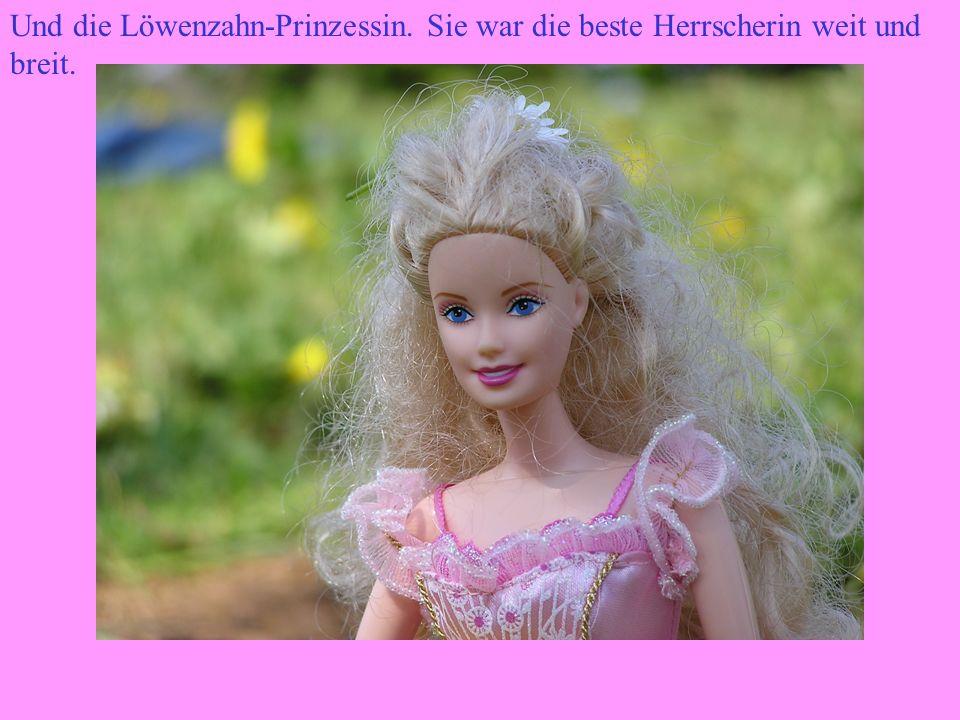 Und die Löwenzahn-Prinzessin