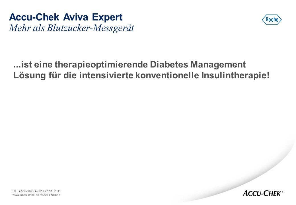 Accu-Chek Aviva Expert Mehr als Blutzucker-Messgerät