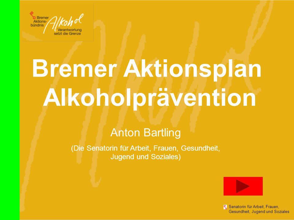 Bremer Aktionsplan Alkoholprävention