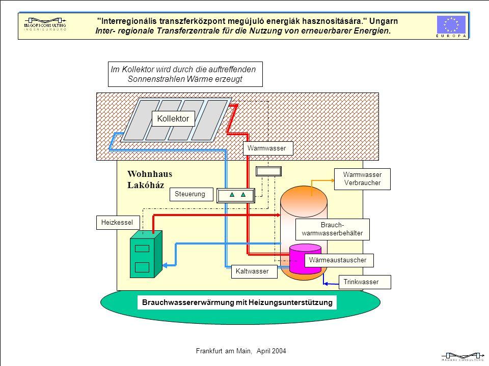 Interregionális transzferközpont megújuló energiák hasznositására