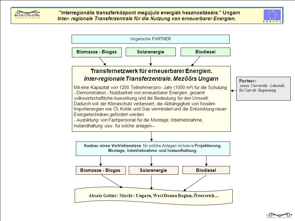 Transfernetzwerk für erneuerbarer Energien.