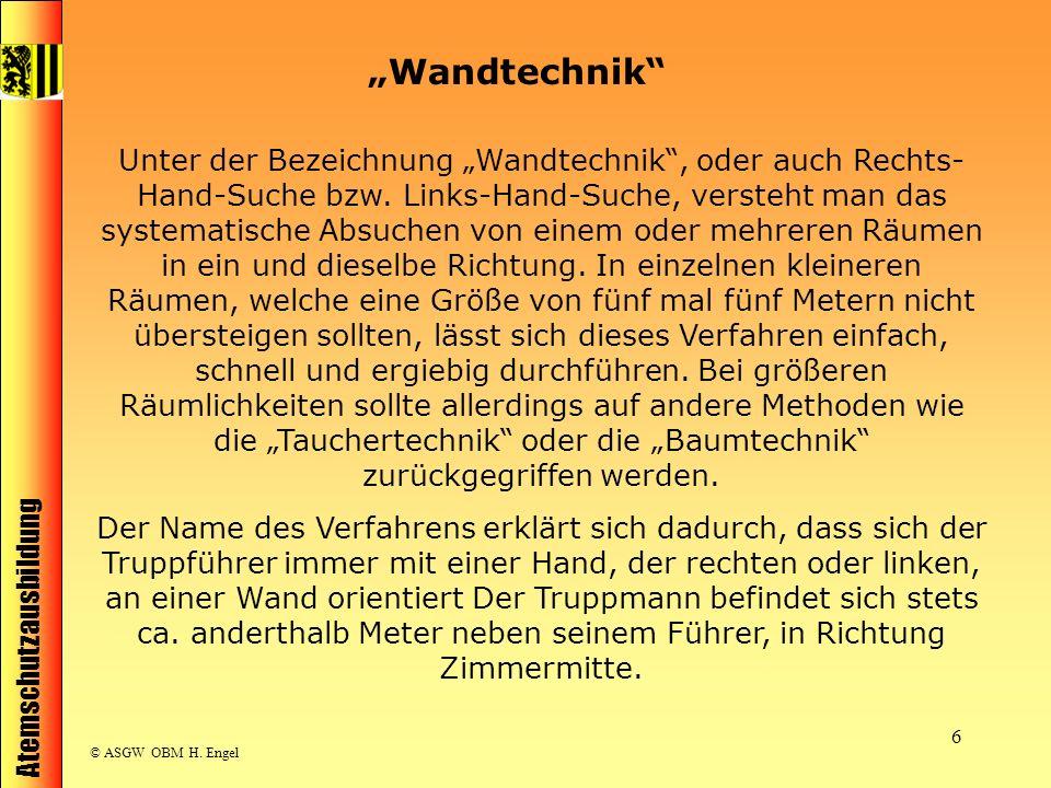 """""""Wandtechnik"""